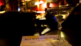Baker Street Blue Hour