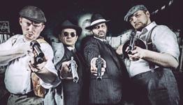 Mafia Krimi in der Baker Street